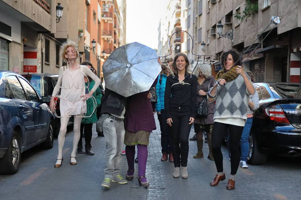 Performance Intramurs, Valencia