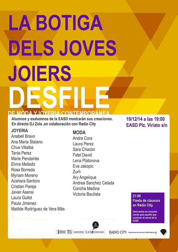 poster joves joiers 2014